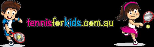 Tennis for Kids logo
